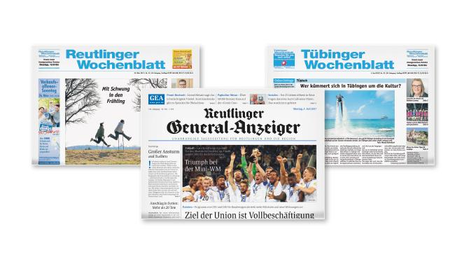Reutlinger t binger wochenblatt reutlinger general - Reutlinger generalanzeiger wohnungsanzeigen ...